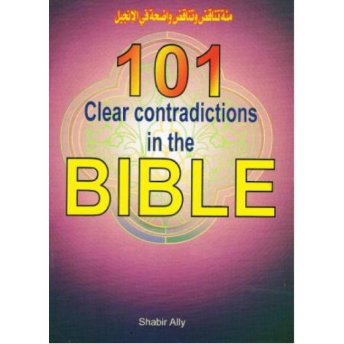 101 Clear Contradictions in the Bible
