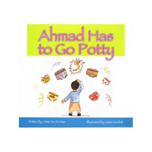 Ahmad Has to Go Potty