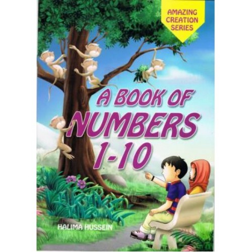A Book of Numbers 1-10