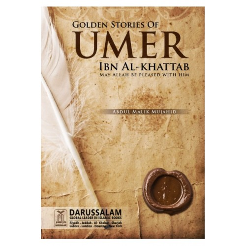Golden Stories of Umar ibn al-Khattab